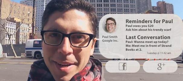 Google Glass y su nuevo vídeo