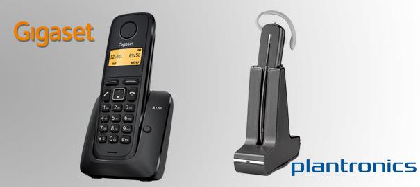 Cómo emparejar Plantronics C565 con un teléfono inalámbrico Gigaset