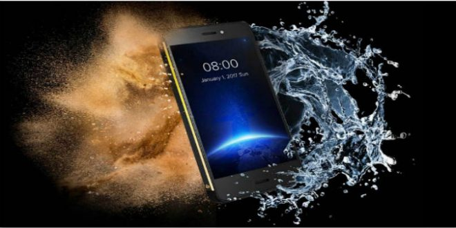 Nuevo Hisense C30 Rock: resistencia y elegancia en un solo Smartphone