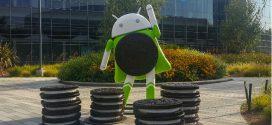 Nueva versión Android 8.0 Oreo