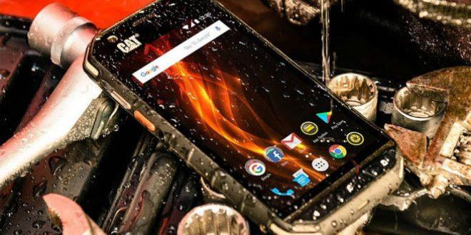 CAT S31 y S41, los nuevos smartphones resistentes