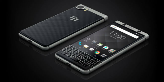 BlackBerry KeyOne Blog