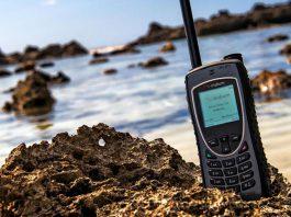 Teléfono satélite Iridium