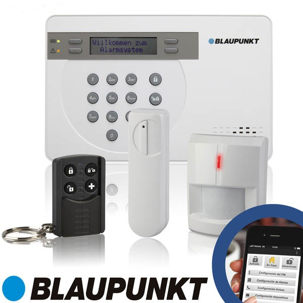 Sistema di sicurezza blaupunkt SA2700
