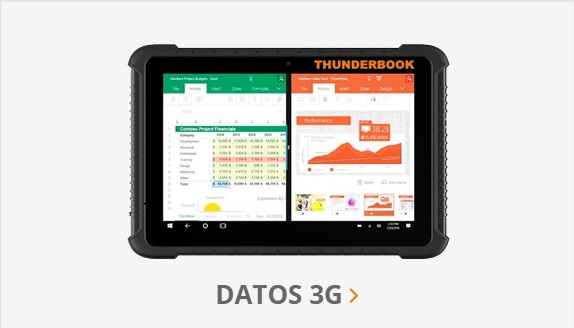 Tablet datos 3G