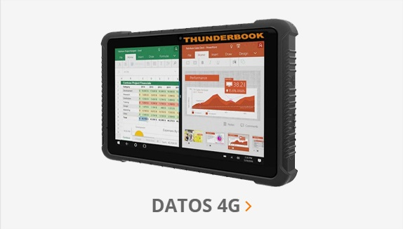 Tablet datos 4G
