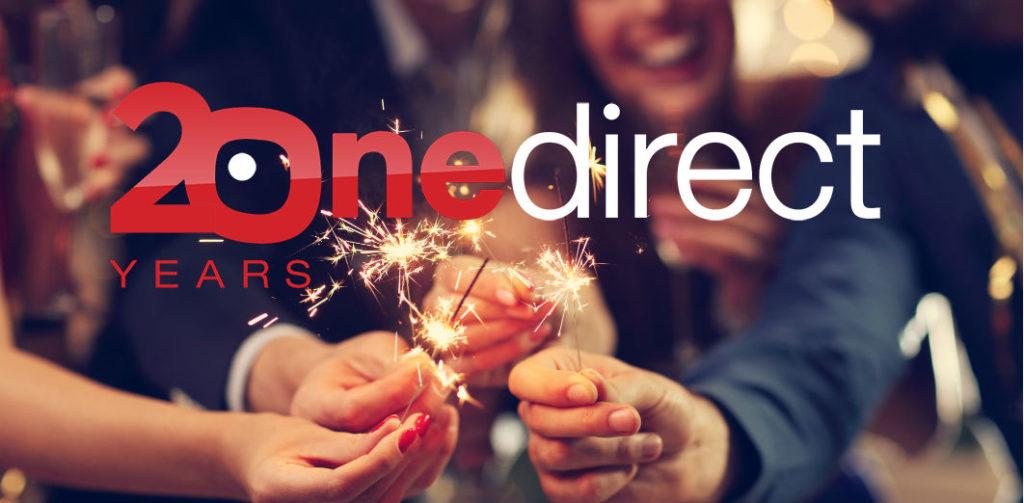 Celebración 20 años Onedirect