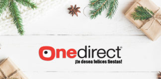 ¡Onedirect te desea felices fiestas!