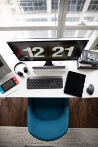escritorio adeucado