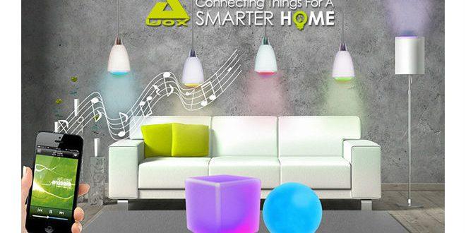 AwoX lanza sus primeras bombillas inteligentes