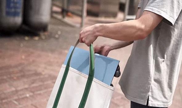 WalkCar: El coche que podrá llevar en su bolso o mochila