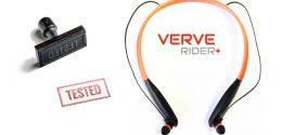 Review: Nuevos auriculares Bluetooth Motorola VerveRider+