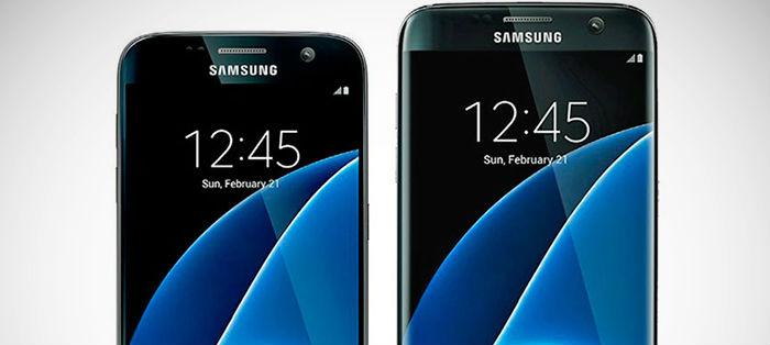 Samsung Galaxy S7 vs S7 Edge ¿Cuál me compro?