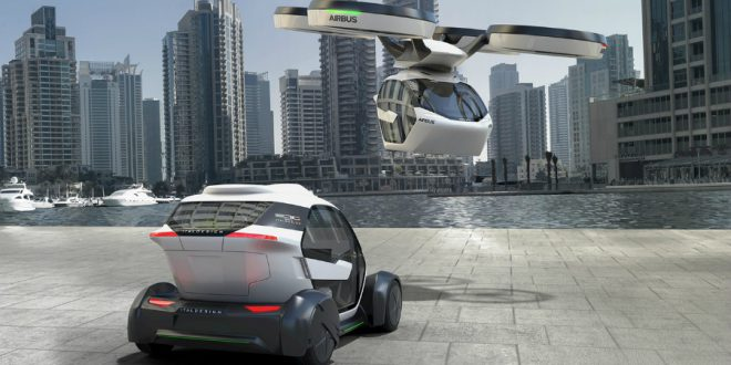 POP.UP, EL COCHE-DRON DE AIRBUS
