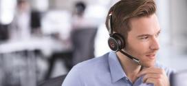 Jabra Evolve 75, los mejores auriculares para la concentración en las oficinas diáfanas